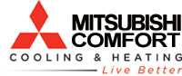 Mitsubishi Comfort | Mr Slim Ductless Air Conditioners